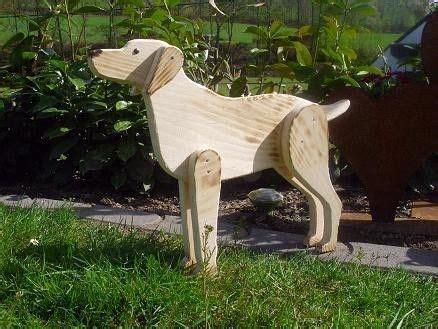 garten ideen hunde holzwurm kreatives f 252 r haus und garten holz tiere