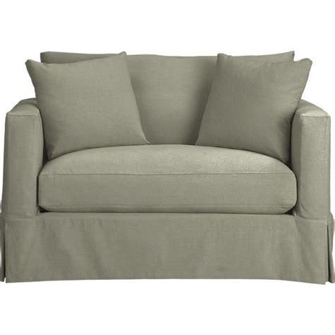 twin sofa sleeper chair willow twin sleeper sofa