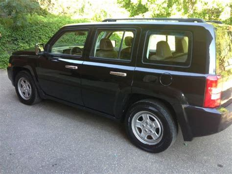 2008 Jeep Patriot Owners Manual Sell Used 2008 Jeep Patriot Sport 4 Door 2 4l Low