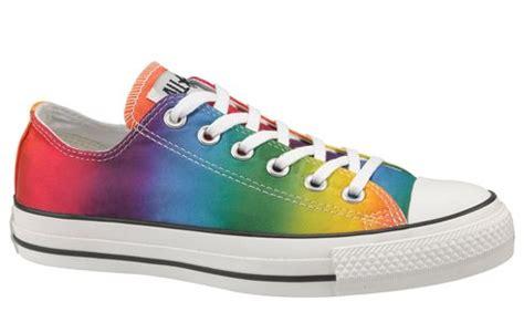 rainbow sneakers rainbow sneakers rainbows photo 37463973 fanpop