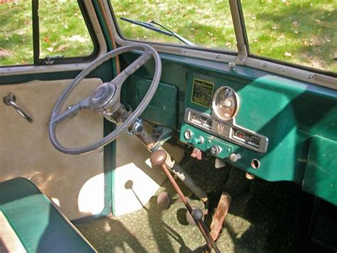 willys jeep truck interior 58 willys wagon interior willys jeeps