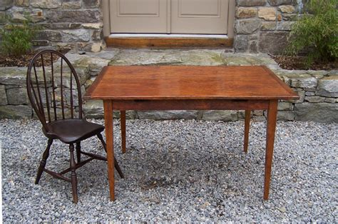 Pine Kitchen Tables For Sale 8127 Country Pumpkin Pine Made Kitchen Table For Sale Antiques Classifieds