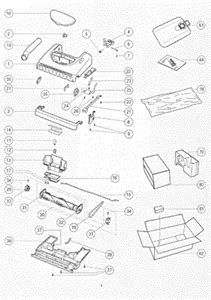 miele parts diagram canister vacuum cleaner wiring diagram canister free