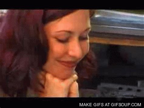 kari byron gif find amp share on giphy