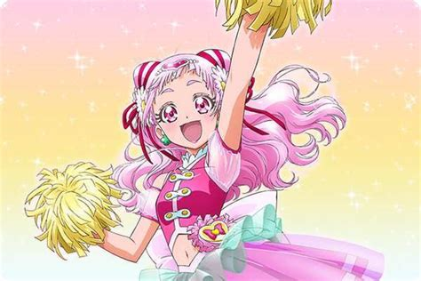 anime terbaru februari februari 2018 hugtto precure siap dirilis kaori nusantara