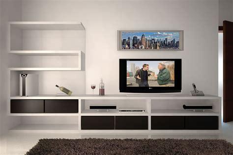 mobile televisione studio architettura zanatta mobile tv in stile moderno