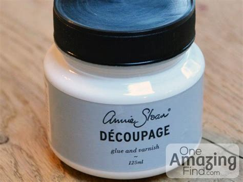 Decoupage Finishing Lacquer - decoupage varnish sloan