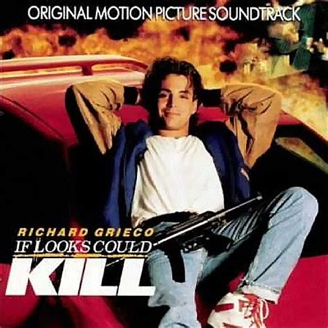 Kaset Ost From Motion Picture If Looks Could Kill rock aor heaven if looks could kill soundtrack 1991