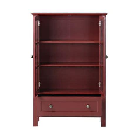homestar 2 door 1 drawer glass cabinet walmart ca