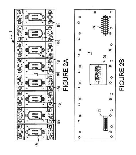 how to check integrated circuit number patent us20070024306 integrated circuit load board and method on board test circuit