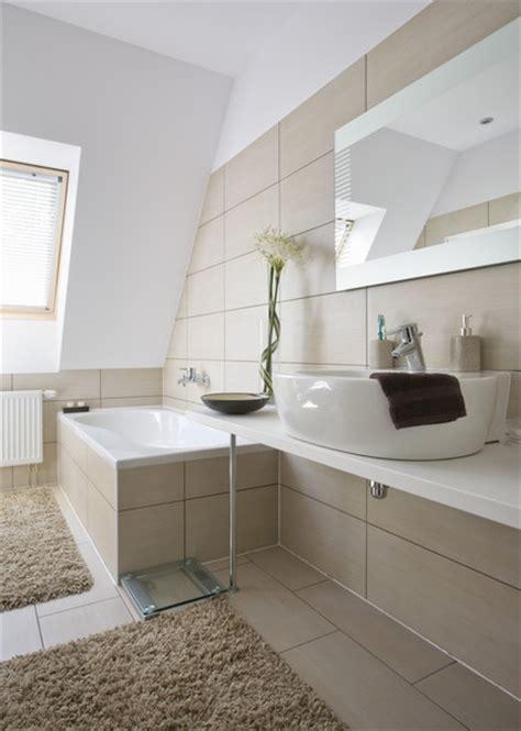 Modern Bathroom Beige Beige Bathroom Photos 62 Of 187 Lonny