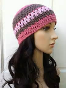 ladies crochet hat pattern womens beanie pattern no 208