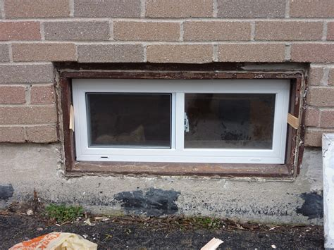 basement window replacement basement window infobarrel images