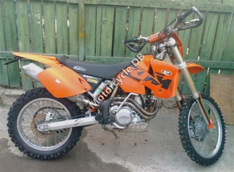 525 Ktm Exc 2005 Ktm 525 Exc Racing Moto Zombdrive
