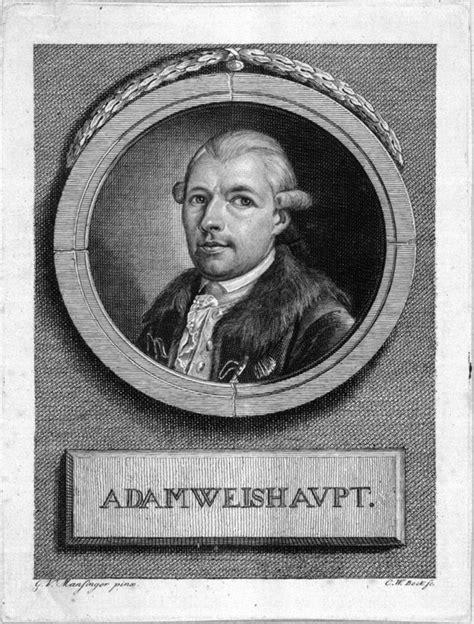 illuminati adam a brief encounter with adam weishaupt in 1804 conspiracy