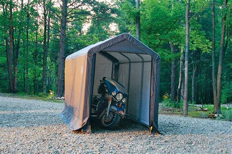 Motorcycle Storage Shed by Hollans Models Motorcycle Storage Shed