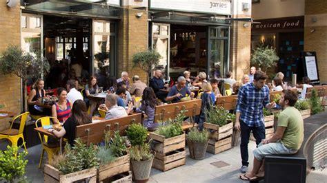 alfresco dining  london restaurant visitlondoncom
