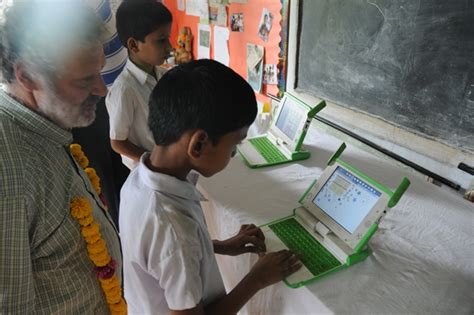 screen schooled two veteran teachers expose how technology overuse is our dumber books one laptop per child initiative a hit in rural india