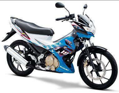 Lu Satria Fu suzuki satria fu 150 review sepeda motor