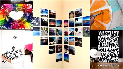 Diy Wall Decorations by 70 Methods Of Beautifying Your Blank Walls Diy Wall