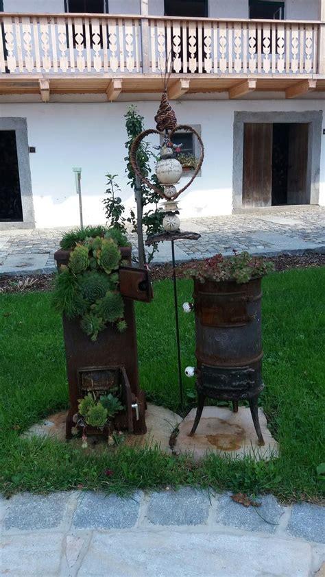 Deko Ofen Garten by Die 25 Besten Ideen Zu Alter Herd Auf Antiker