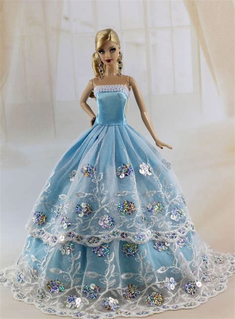 Barby Dress 250 best images about gowns on new dress dolls and my ebay