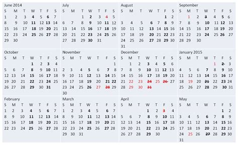 Yearly Calendar Template Drive Image Gallery 2014 Fiscal Calendar