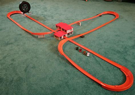 Track Racing Of Track Hotwheels 1969 Wheels Charger Rally N Freeway Set