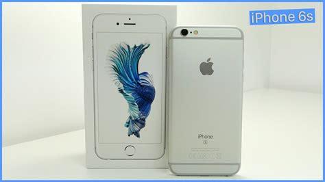 d 233 ballage unboxing et premi 232 re utilisation de l iphone 6s d apple