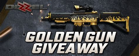 Mmobomb Giveaway - dizzel golden gun giveaway mmobomb com