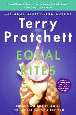 Equal Rites 1 equal rites discworld 3 witches 1 by terry pratchett