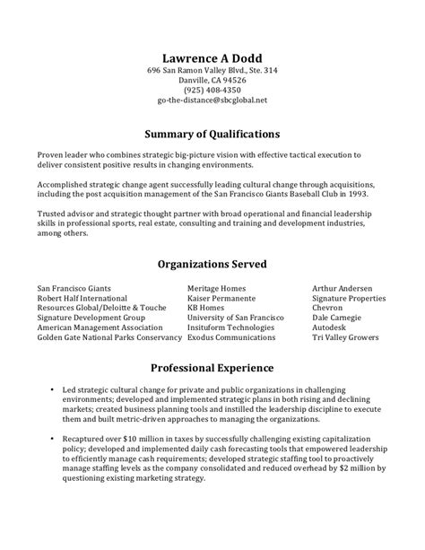 Sample Tax Accountant Resume by Larry Dodd Functional Resume