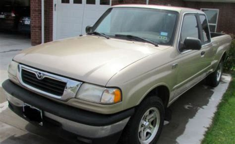 service manual how to tune up 1999 mazda b series how to sell used cars 1999 mazda b series