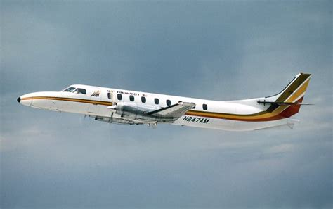 fairchild metro merlin maintenance repairs inspections and cargo conversions worldwide