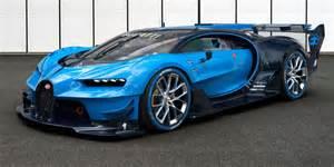 The Bugatti Bugatti Chiron Unwrapped At 2016 Geneva Motor Show