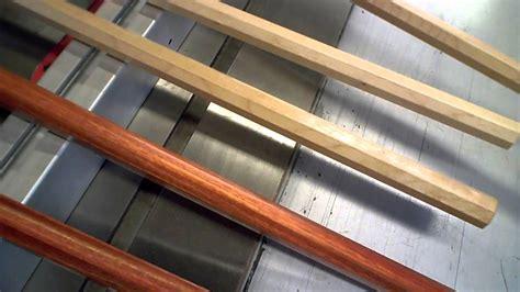 staff stick blood wood curly maple eskrima sticks bo staff