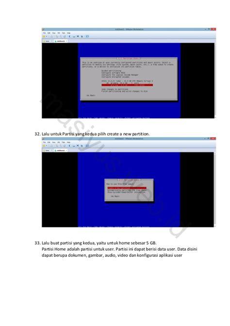 video tutorial vmware tutorial menginstall debian 7 6 melalui vmware