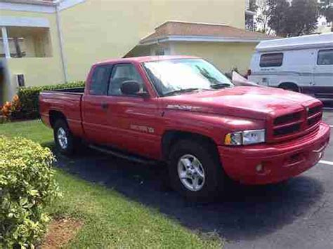 find used 2000 dodge ram 1500 sport extended cab pickup 4 door 5 9l in tafton pennsylvania find used 2000 dodge ram 1500 sport extended cab pickup 2 door 5 9l in homestead florida
