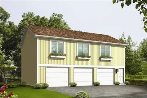 3 car garage plans with apartment above home ideas