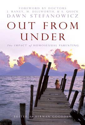 libro out of the wreckage defensores de la fe la verdad acerca de crecer con padres homosexuales
