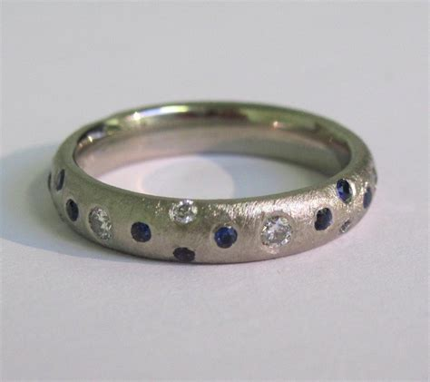 Wedding Bands Edinburgh by Scatter Set Ring Wedding Rings Edinburgh