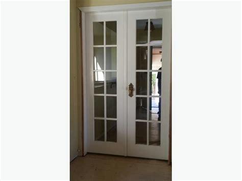 Double French Door Interior Wooden 48 X80 Malahat 48 Inch Interior Door