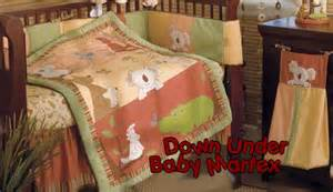 Nursery Decorations Australia Australia Nursery Theme Ideas With Baby Koala Baby Crib Mobiles And Decor