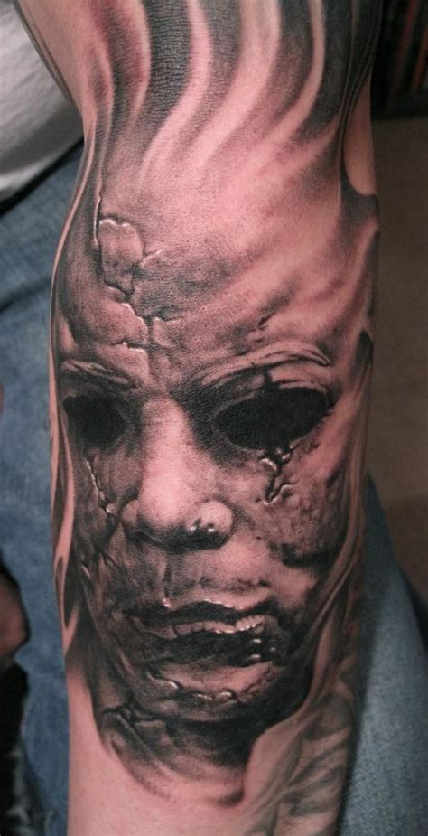 paul booth tattoo designs classic horror by paul booth ink tattoos