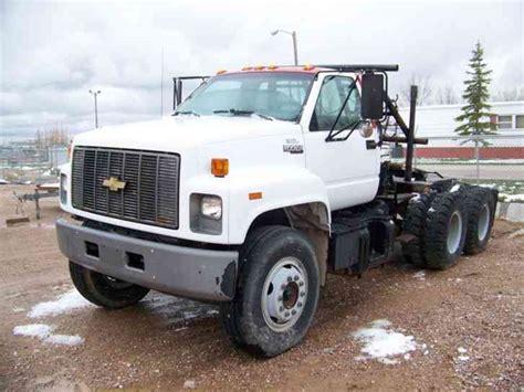 chevy semi truck chevrolet kodiak 1994 daycab semi trucks