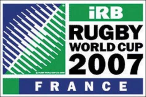 world rugby d 233 voile le logo et les dates de la coupe du