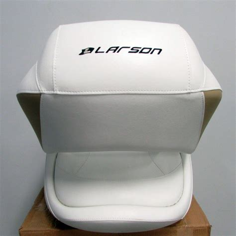 larson boats quality larson lx boat new quality low back bucket captain chair