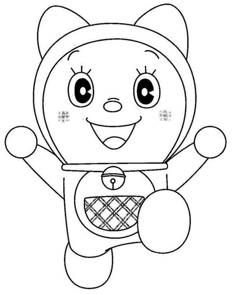 dora swimming coloring pages 13 best coloriage doraemon images on pinterest crayon