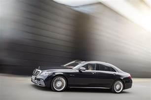 S Mercedes Mercedes S Class Unveiled At Auto Shanghai