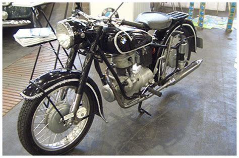 Bmw Motorrad Oldtimer Werkstatt München by Bmw R 25 3 Motorr 228 Der 03a 200144